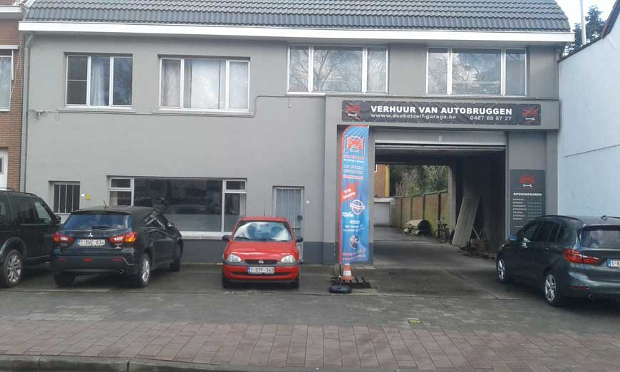 Auto evolution antwerpen auto herstelling auto herstellen for Garage auto st genest lerpt